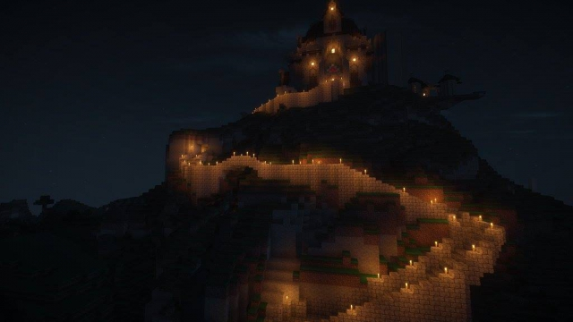 Solid State Gaming Minecraft Castle