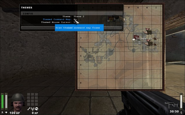 themed command Map No